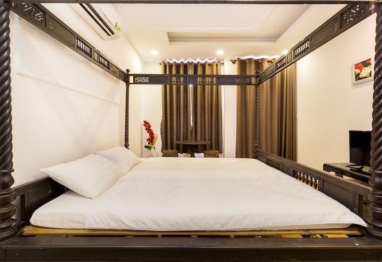 SPOT ON 704 Ace Home, Ciudad Ho Chi Minh, Habitación doble Deluxe, Habitación