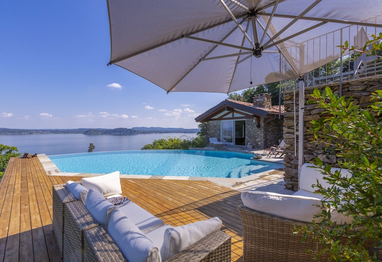 Paradis Relais With Pool, Belgirate