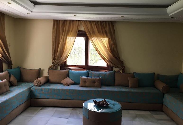 Marina Smir Villa, Allyene, Vila, Dnevna soba