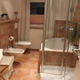 Comfort stúdió lakosztály - Fürdőszoba