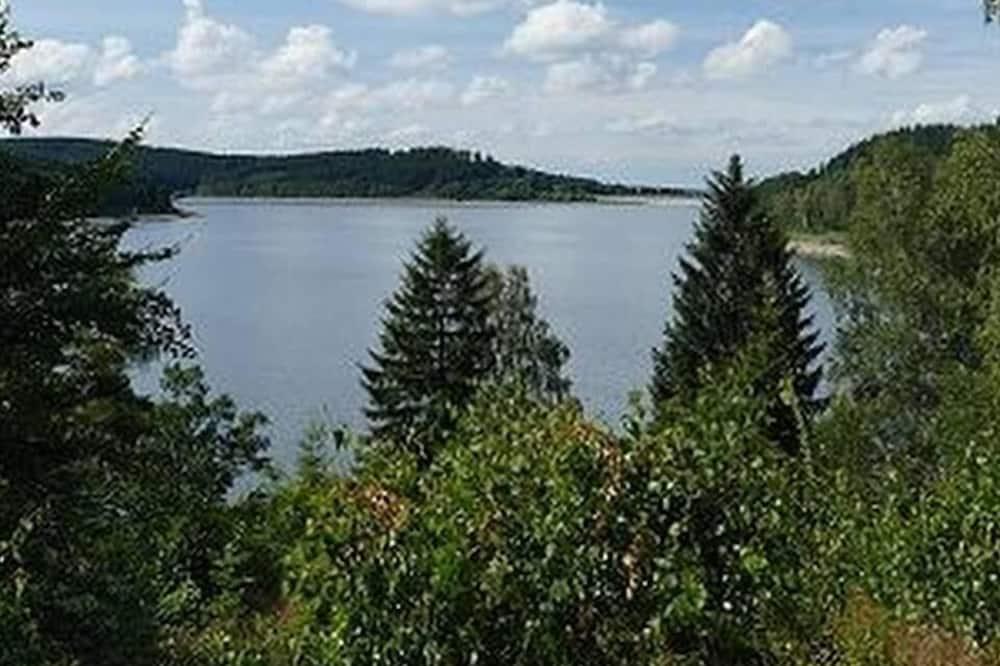 Comfort stúdió lakosztály - Kilátás a tóra