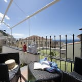 Panoramic Apartment, Partial Sea View - Balcony