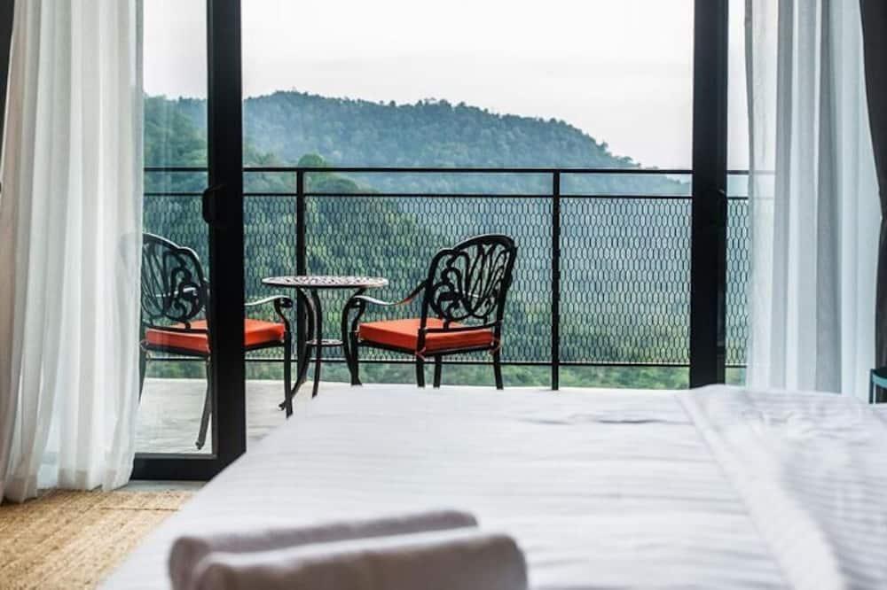 Cendana Room - Balcón