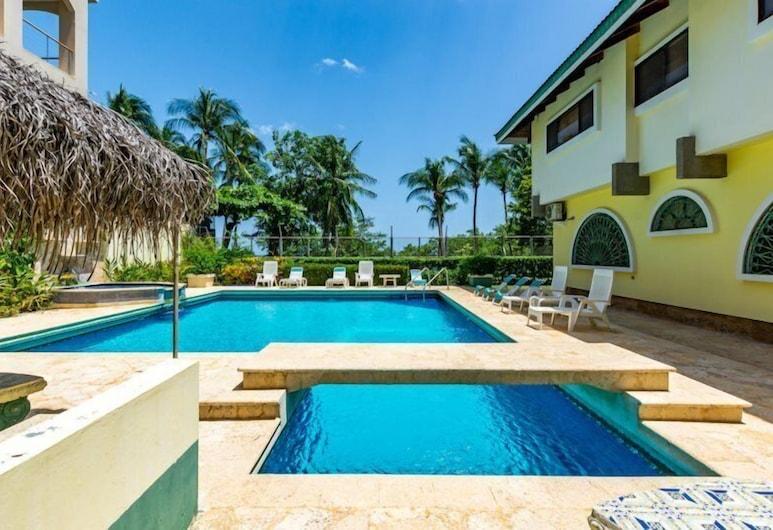 Villa Daiquiri, Playa Hermosa, Piscina