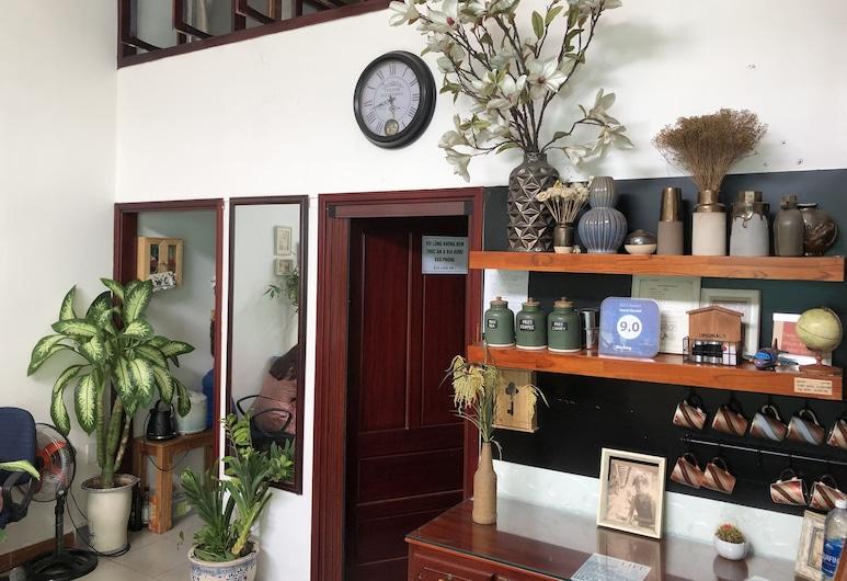 SPOT ON 883 Hachi Hostel, Da Nang, Recepcja
