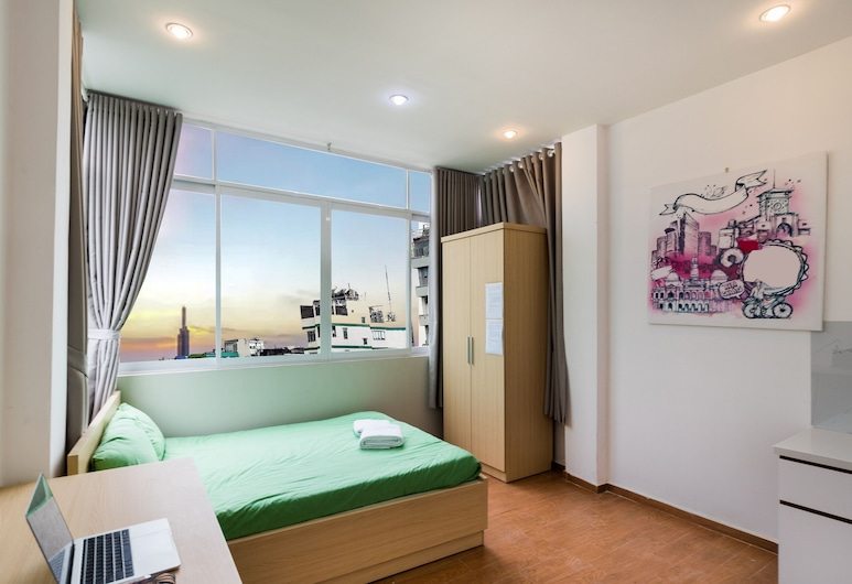 OYO 959 Lala Stay, Ho Chi Minh-Stad, Suite (Double Room), Kamer