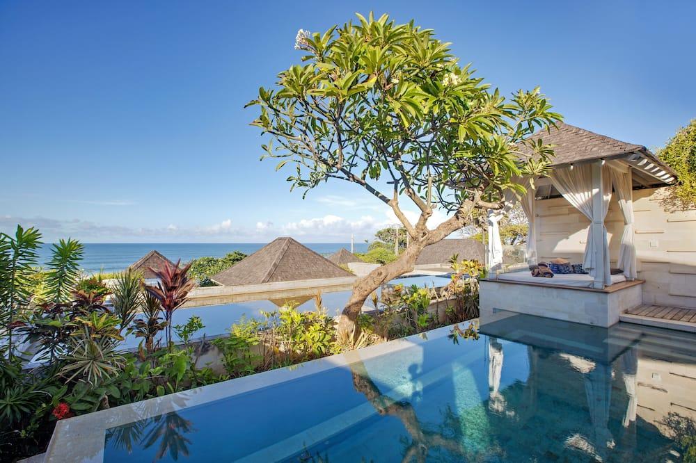Villa – honeymoon, 1 soverom (The Chand's Tiga) - Privat basseng