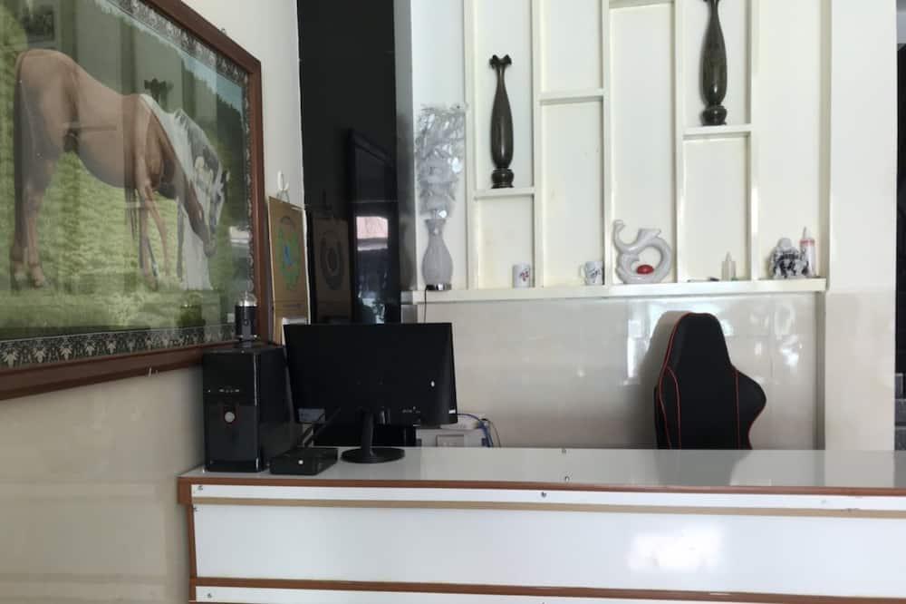 סטודיו (Apartment) - חדר אורחים