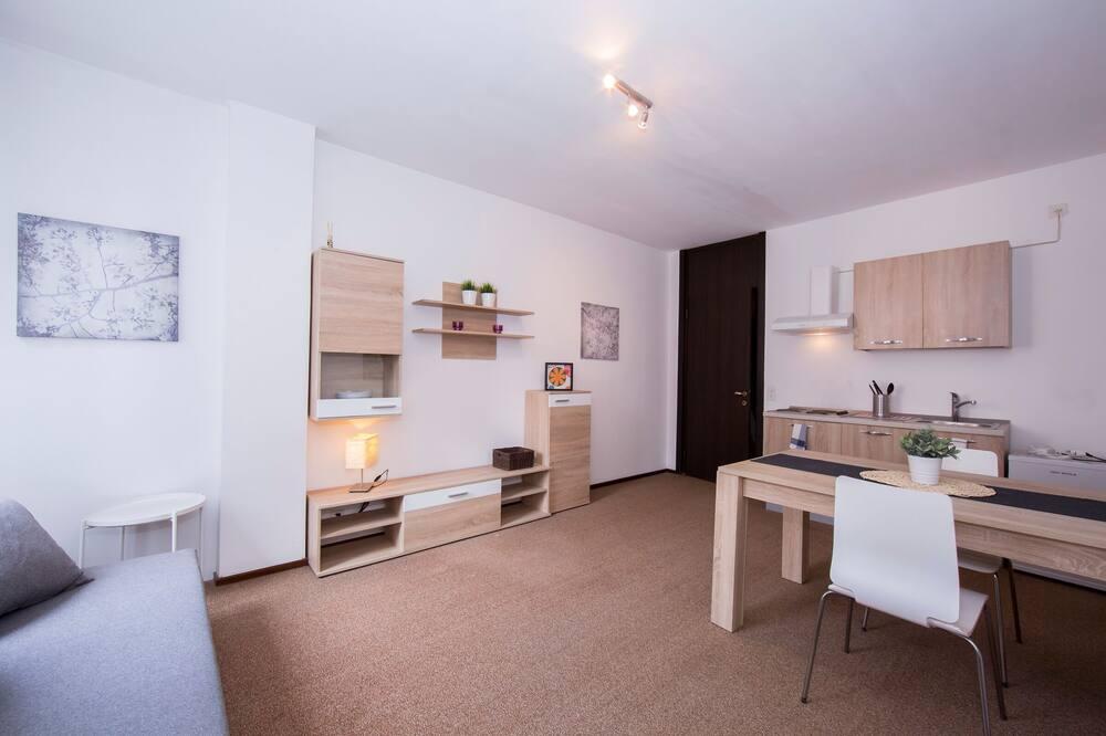 Rodinný apartmán (Home Gardenia) - Obývačka