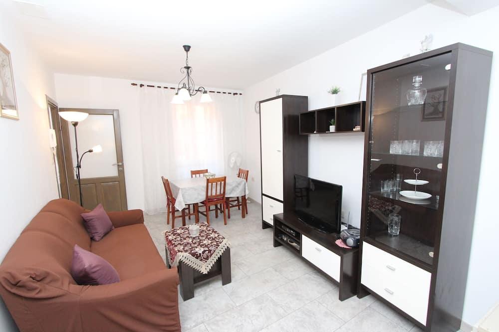 Apartmán, 1 spálňa - Obývačka