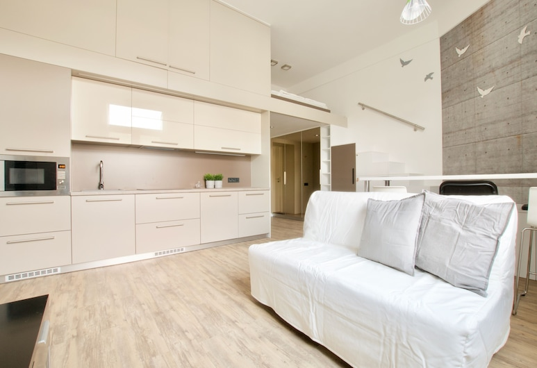 Standard Apartment by Hi5 - Gellert Spa Area, Budapešť, Štúdio, Izba