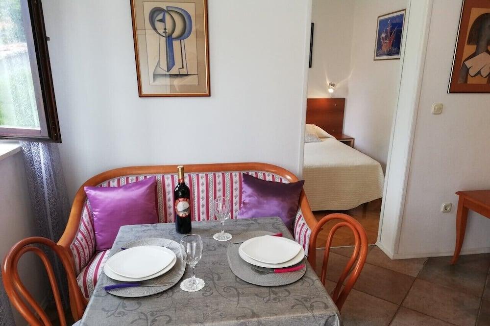 Appartement Standard, 1 chambre, terrasse - Coin séjour