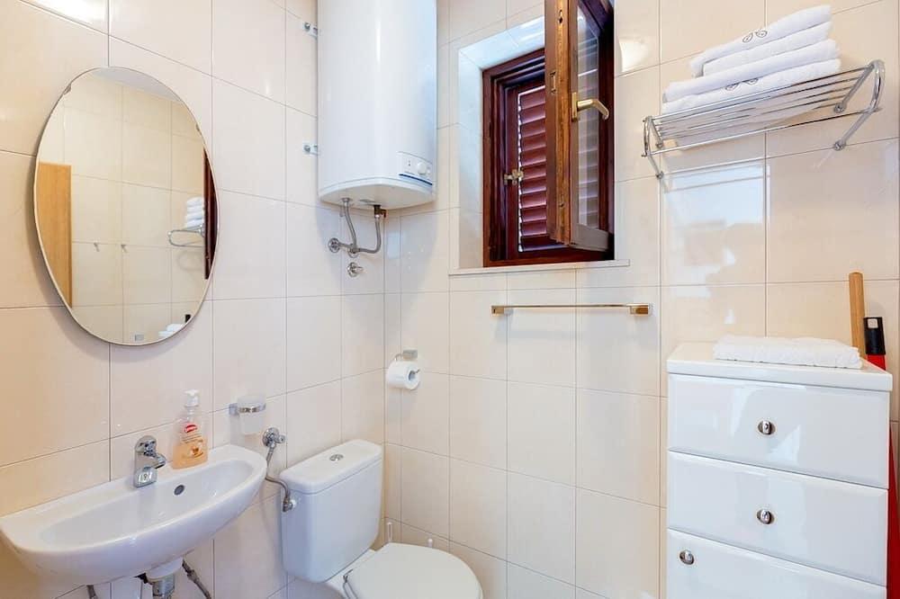 Appartement Standard, 1 chambre, terrasse - Salle de bain