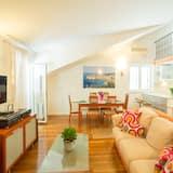 Appartement Standard, 2 chambres, balcon - Coin séjour