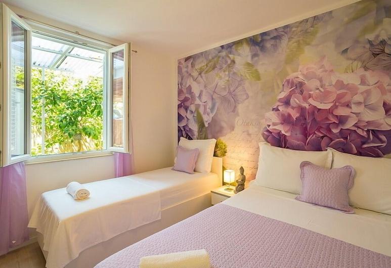 Hortenzia Apartment, Dubrovnikas, Standartinio tipo apartamentai, 1 miegamasis, terasa, Kambarys