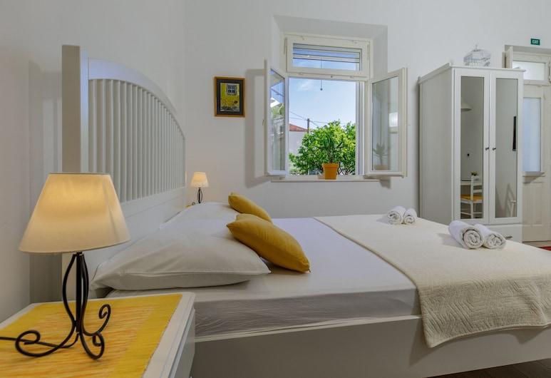 Ivano's studio apartments, Dubrovnik, Estúdio conforto, 1 cama de casal, Sacada, Quarto