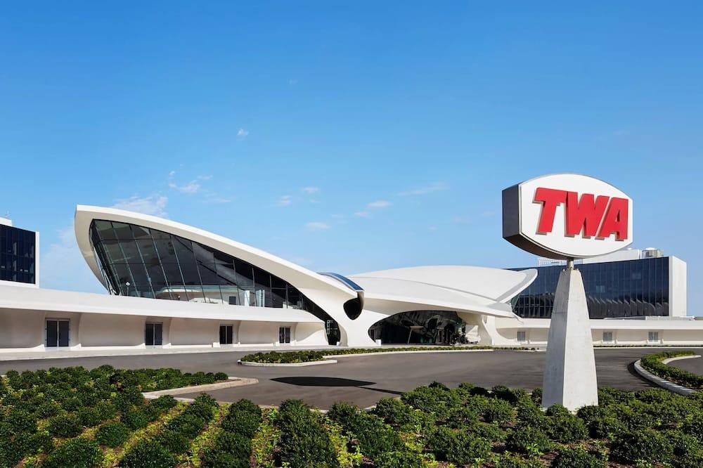TWA Hotel at JFK Airport