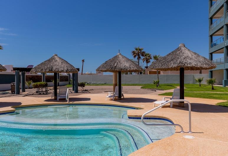 Modern Linda Vista Condos, Puerto Penasco, Pool