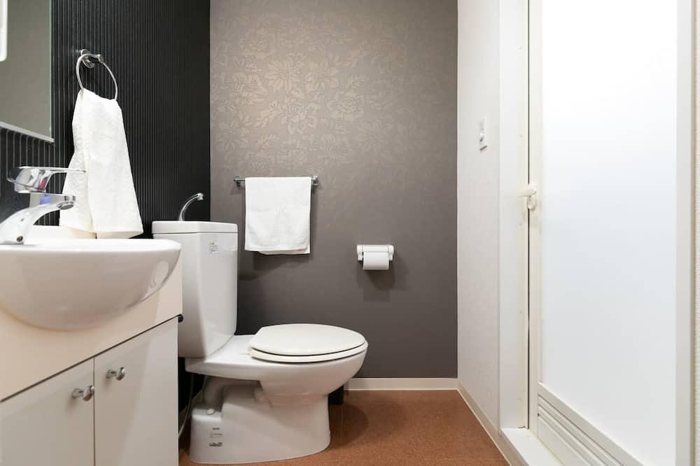 アパートメント 1 ベッドルーム - バスルーム