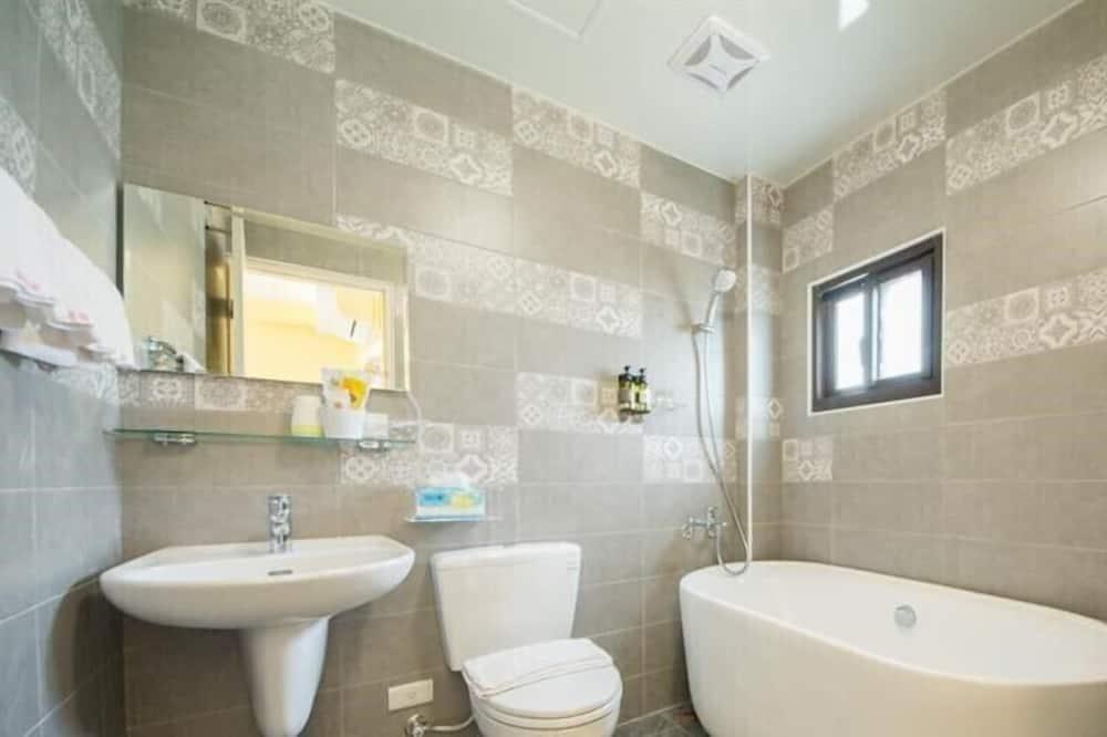 Chambre Triple (Miickey) - Salle de bain