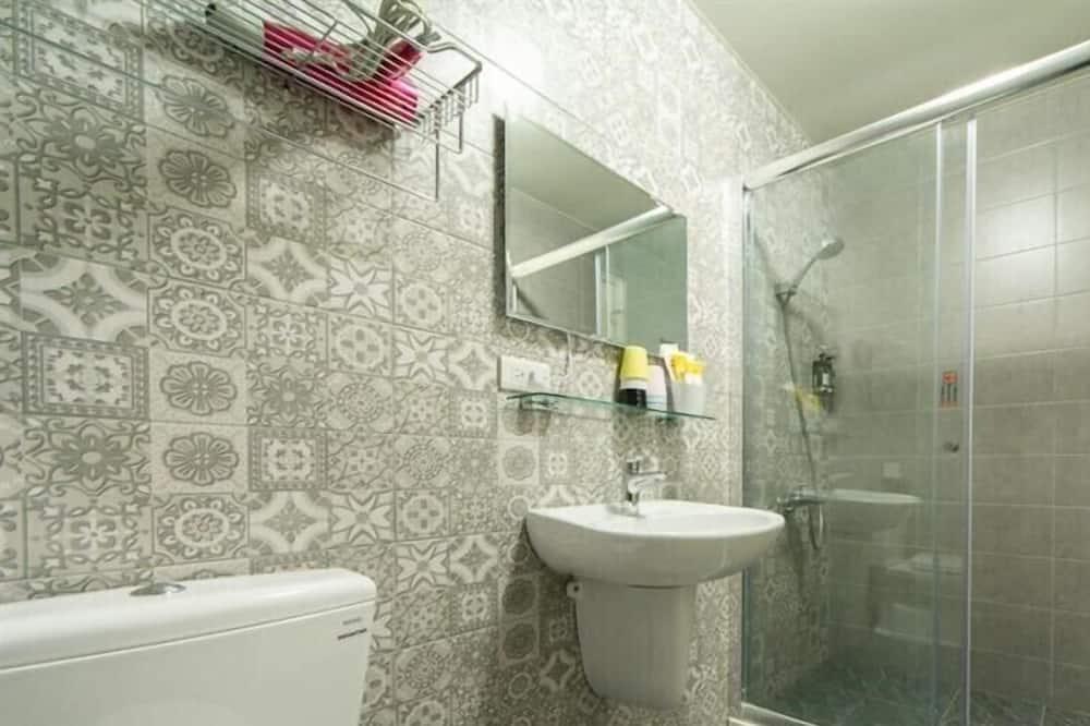 Vierbettzimmer (Hello Kitty) - Badezimmer