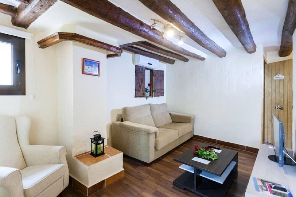 Standard Apartment, Ensuite (Clemente) - Ruang istirahat
