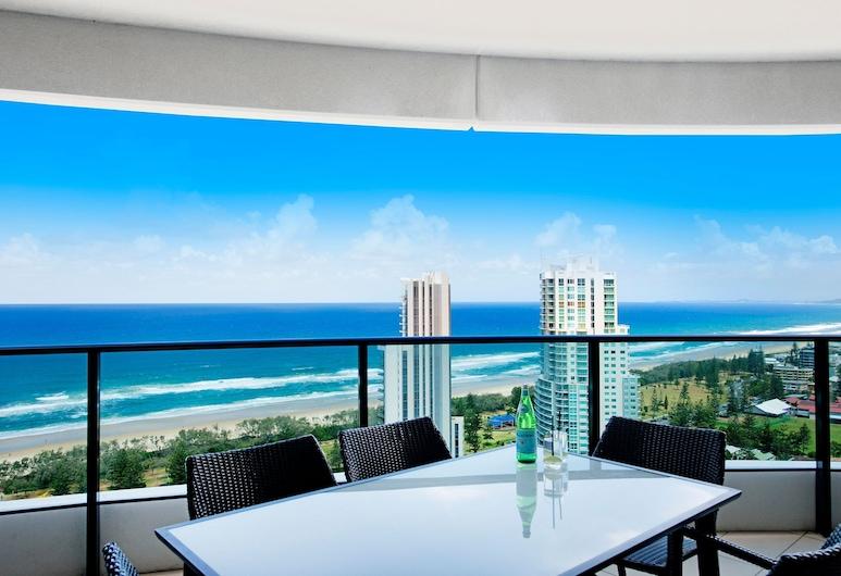 Oracle Resort - Holidays Gold Coast, برودبيتش, شقة مريحة, مكتب الاستقبال