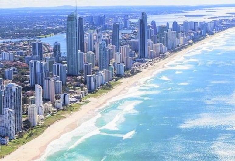 NEO Apartments - Holidays Gold Coast, Mermaid Beach, Apartamento Confort, Vistas a la playa o el mar