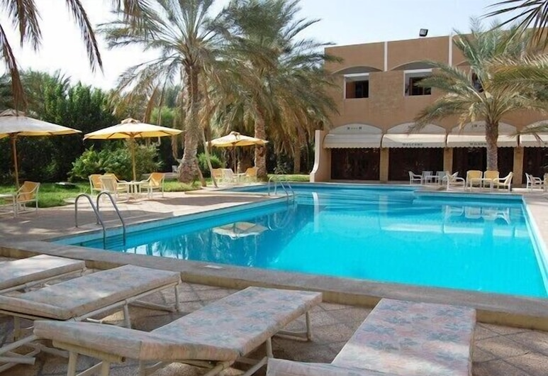 Hotel Hafsi, Tozeur, 泳池