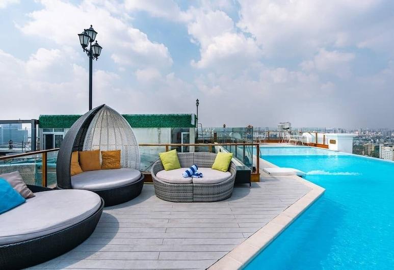 Saigon Finest - IDG Suites Collection, Thành phố Hồ Chí Minh, Hồ bơi