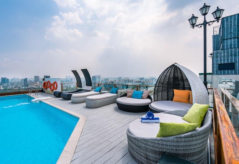 Saigon Finest - IDG Suites Collection - 12K, Ho Chi Minh City, Piscina
