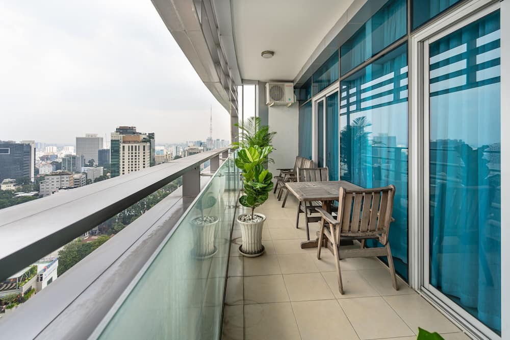 Executive Apartment, 3 Bedrooms, City View (3 Bedrooms) - Balcony