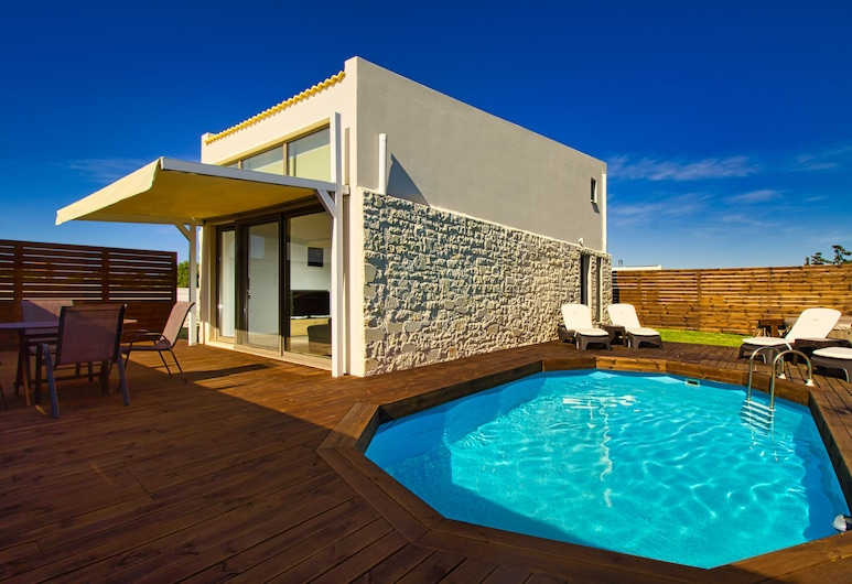 Cocoon Coral Villa-1km From Maleme Beach, Platanias