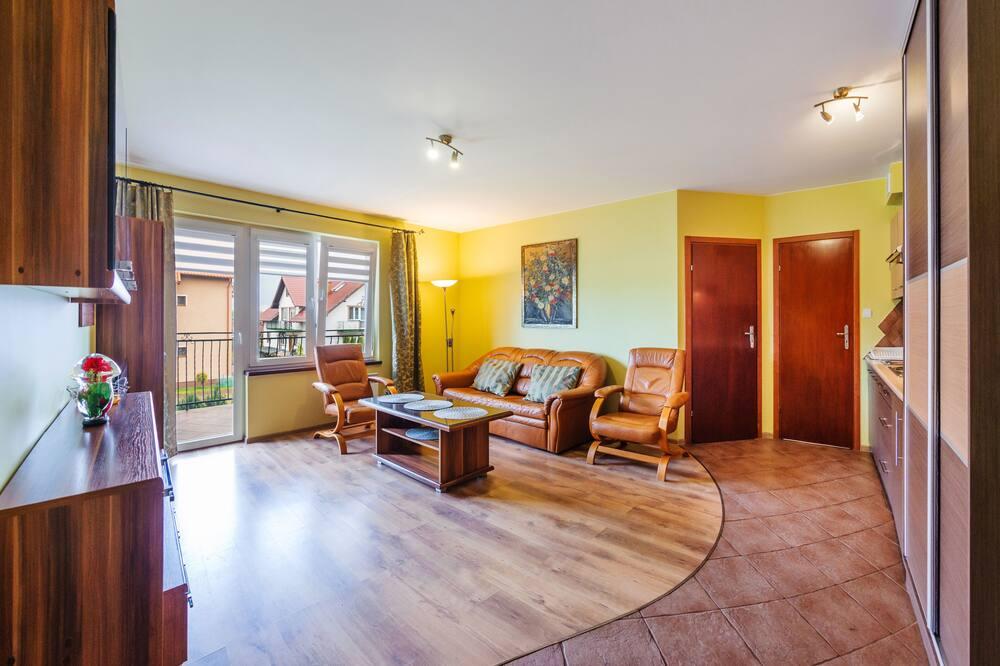 Apartamentai (402) - Svetainė