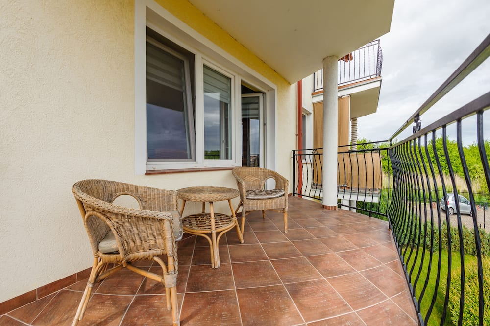 Apartamentai (402) - Balkonas
