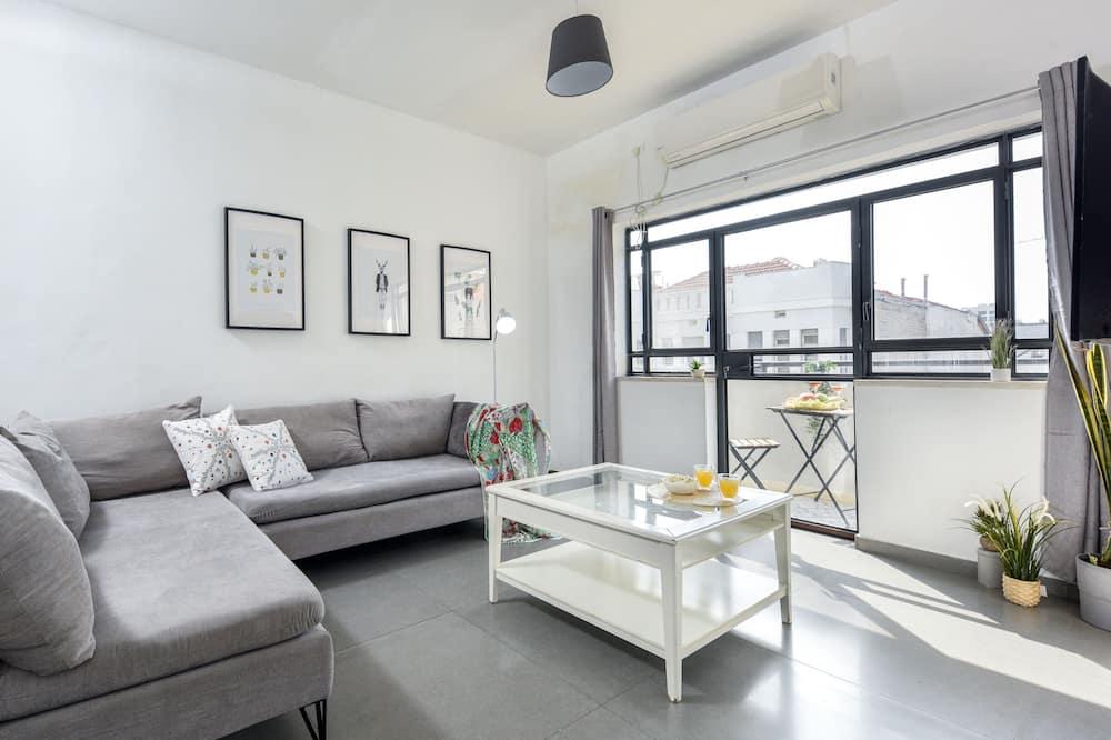 Appartement, 4 slaapkamers, Balkon - Woonruimte