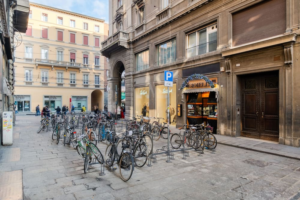Vista panoramica in centro a Bologna Apartment