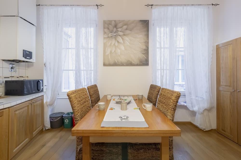 アパートメント 2 ベッドルーム - 室内のダイニング