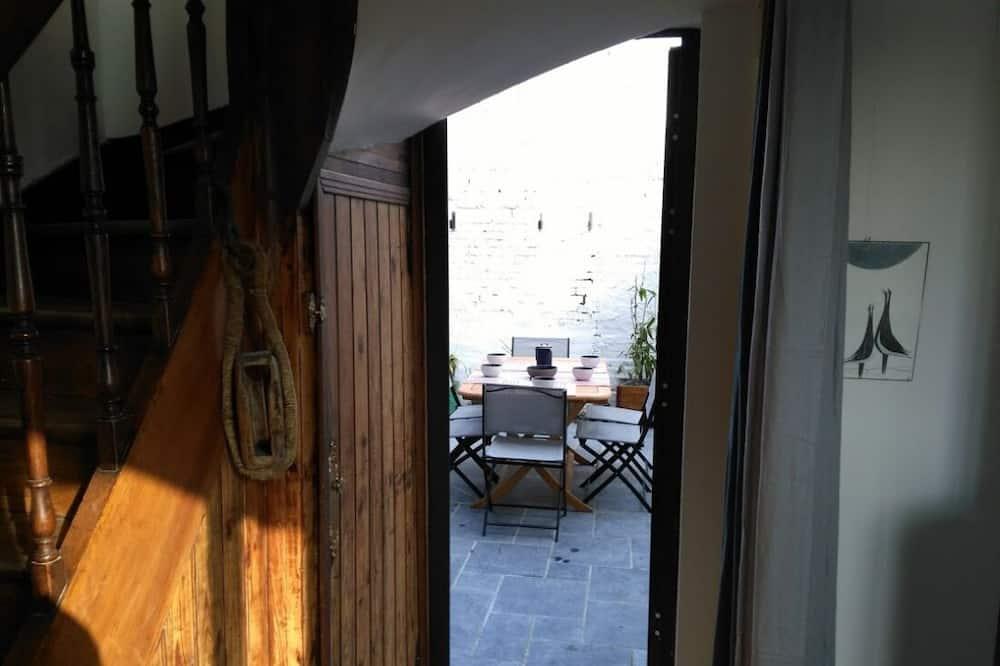 Ferienhaus - Terrasse/Patio