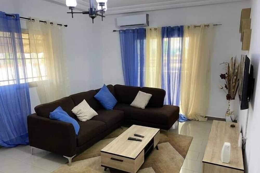 Luxury Studio, 1 Double Bed - Living Area
