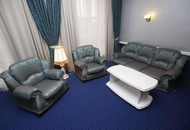 Ekaterinodar Hotel, Krasnodar, Premium Suite, Bilik Tamu