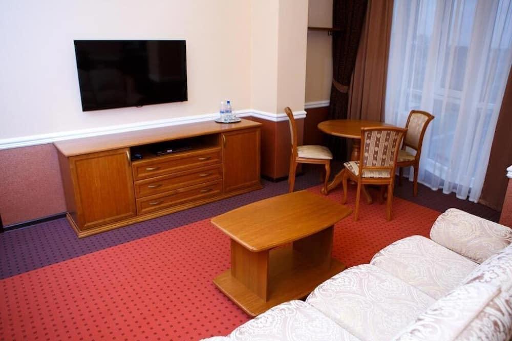 Junior-svíta (with extra sofa bed) - Stofa