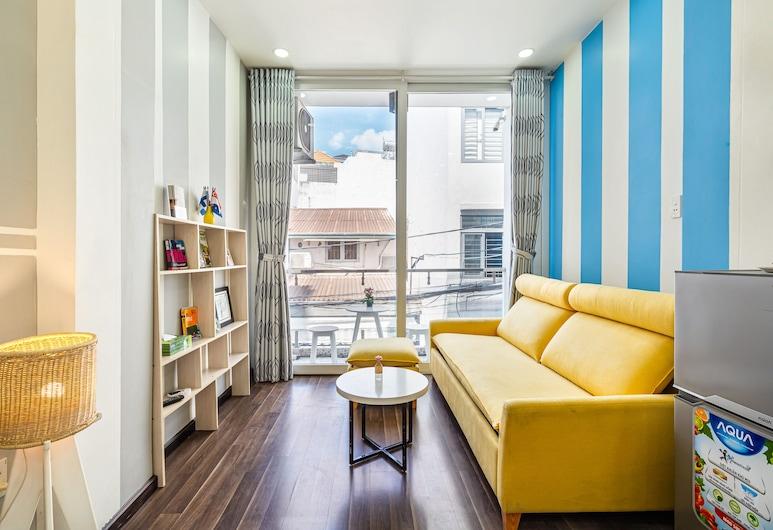 Dear Homie, Ho Chi Minh City, Pokój dwuosobowy typu Deluxe, Powierzchnia mieszkalna