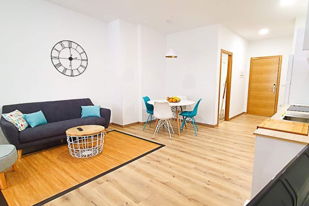 開放式客房 (3) - 客廳