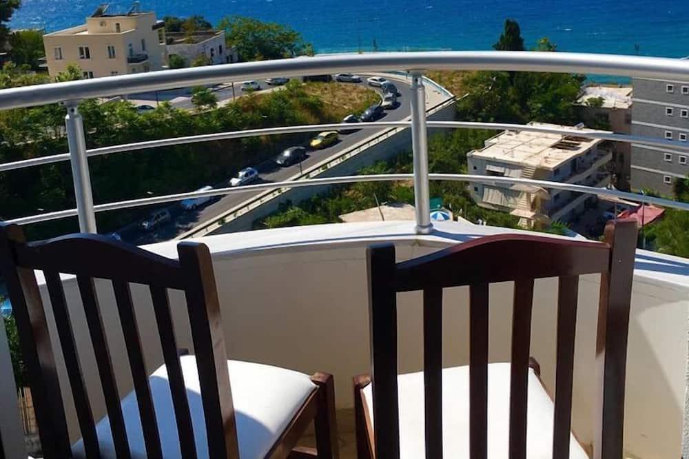 Tripla Standard - Vista balcone