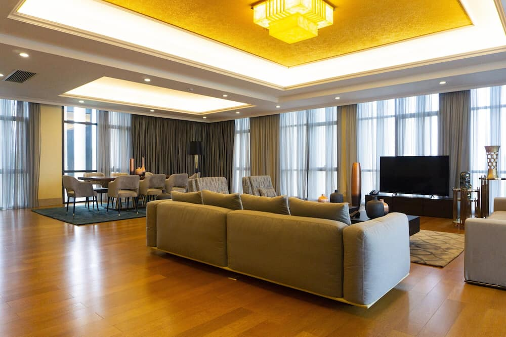 Presidential Room - Living Area