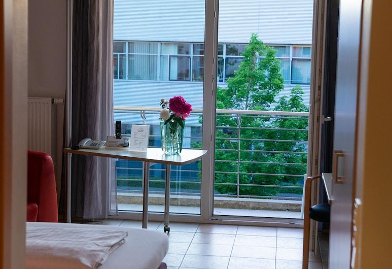 med Apart, Erlangen, Apartamento Premium (med), Zona de estar
