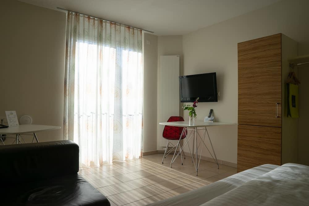 Departamento Premium (first) - Sala de estar