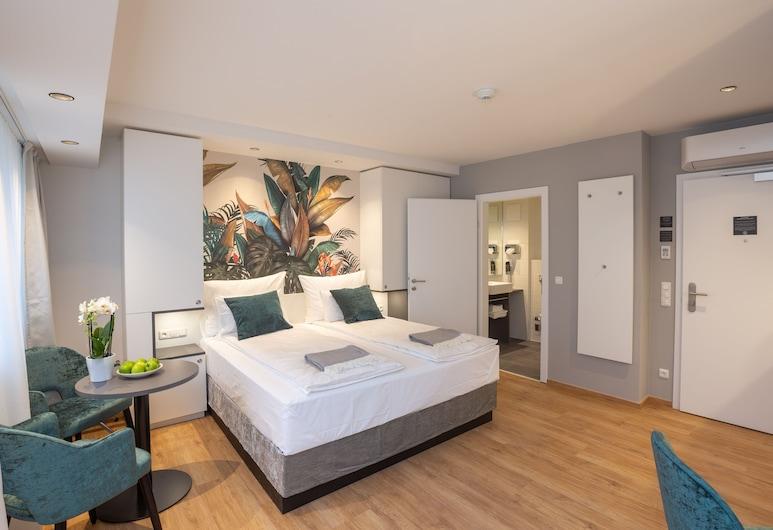 Duschel Apartments Wilmas, Viena, Apartamento premium, 1 quarto, Quarto