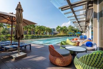 曼谷Maitria Hotel Rama 9 Bangkok的圖片